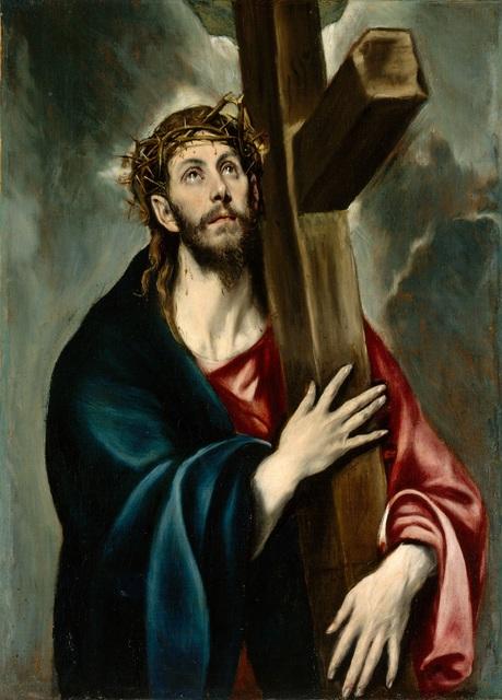 , 'Christ Carrying the Cross,' 1580-1585, The Metropolitan Museum of Art