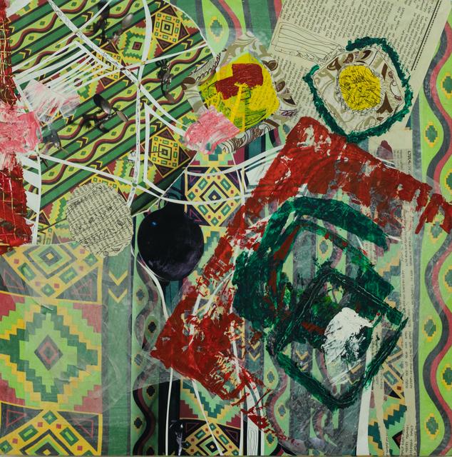 , 'Flying Spoon II,' 2017, Addis Fine Art