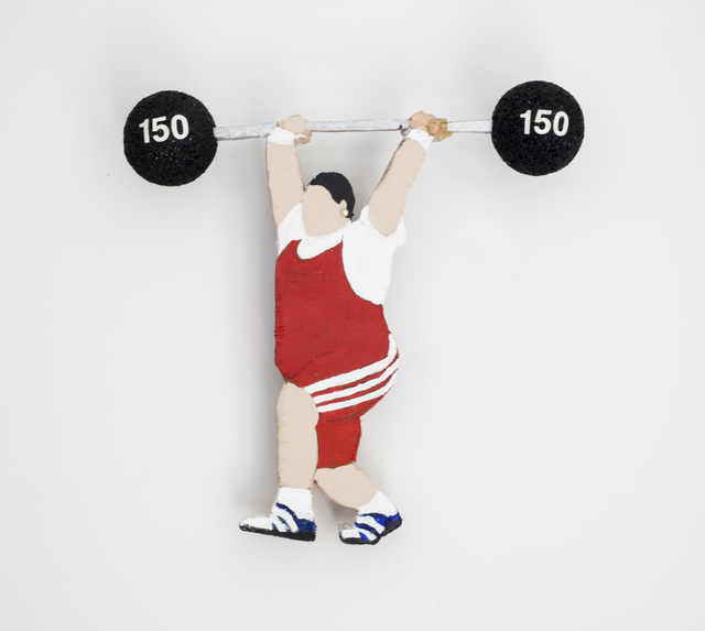Tommy Thomas, 'Weightlifter', 2007, VSOP Projects