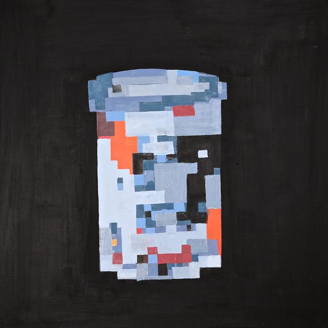 , 'Blue Collar Bev,' 2019, Spalding Nix Fine Art