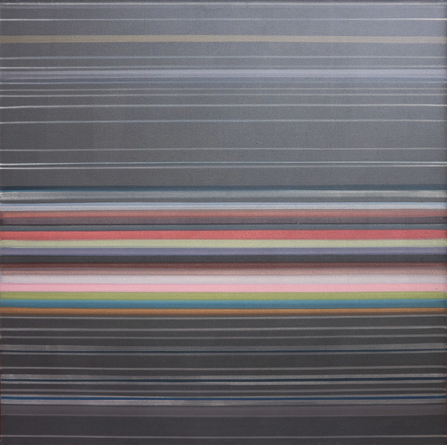 , 'Sin título. De la serie América,' 1986, Fernando Pradilla/El Museo