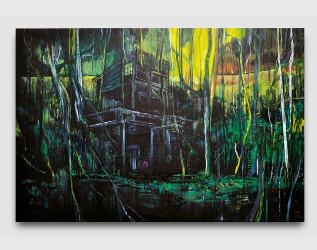 , 'O Pântano,' 2018, Bolsa de Arte