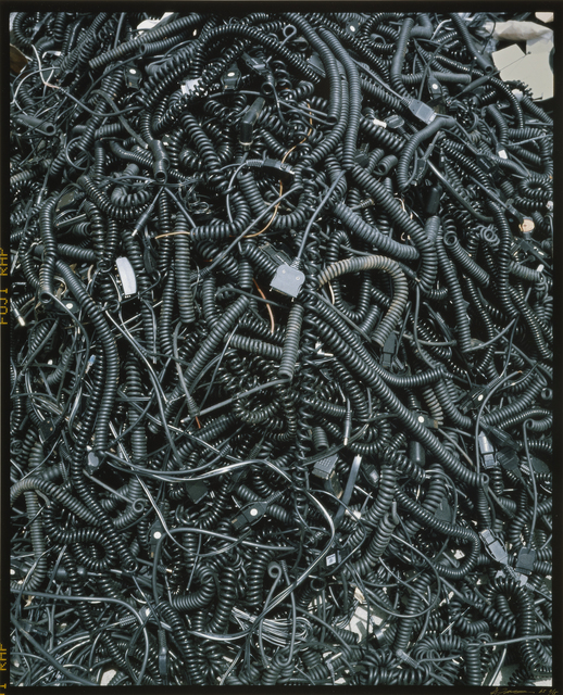 , 'disCONNEXION #a5,' 2005, J. Paul Getty Museum