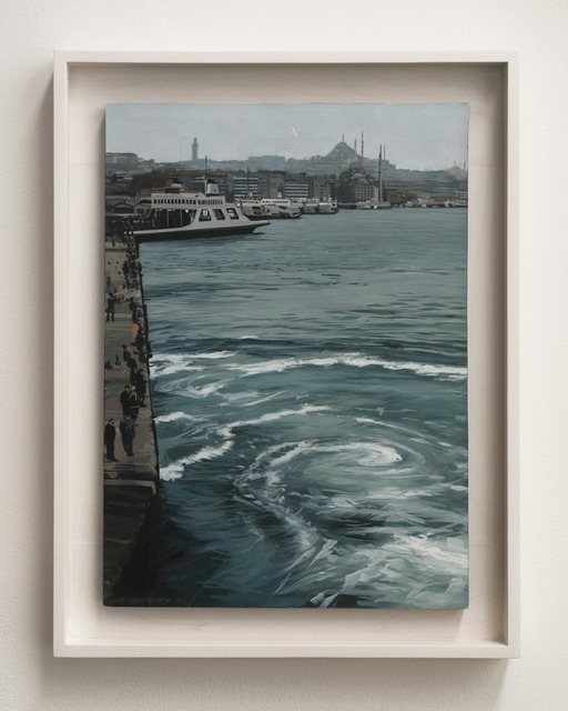 , 'Ferry Boats,,' 1999, Richard Levy Gallery