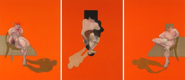 Francis Bacon, 'Triptych 1983,' 1984, Andipa Gallery