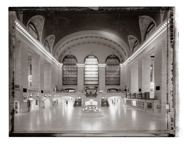 , 'Grand Central Terminal II,' 2001, Ira Stehmann Fine Art Photography