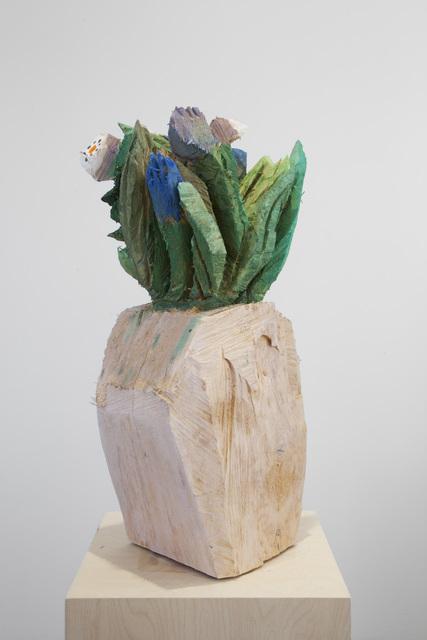 , 'Purple Pot,' 2018, Galleri Magnus Karlsson