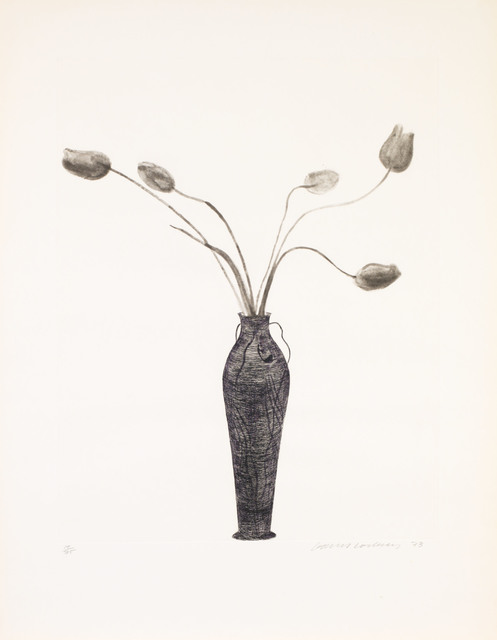 , 'Tulips,' 1973, Sims Reed Gallery