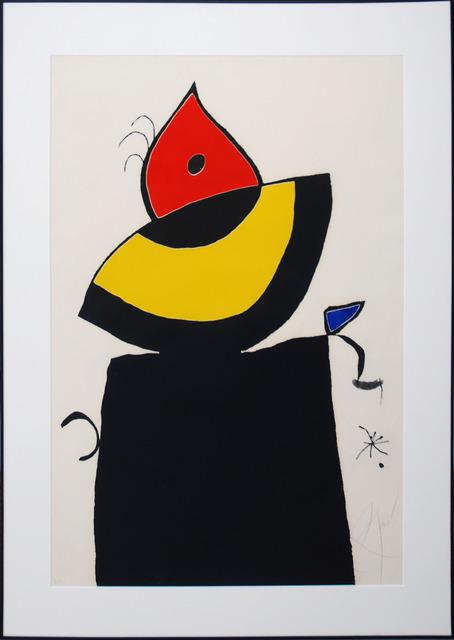 , '4 couleurs,' 1975, Bogena Galerie