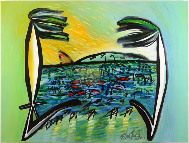 , 'La pecera tropical / Topical Fishbowl,' 2013, ArteMorfosis - Cuban Art Platform