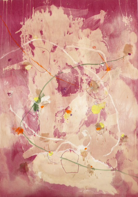 , 'Gelber Vogel,' 2010, Galerie Nagel Draxler