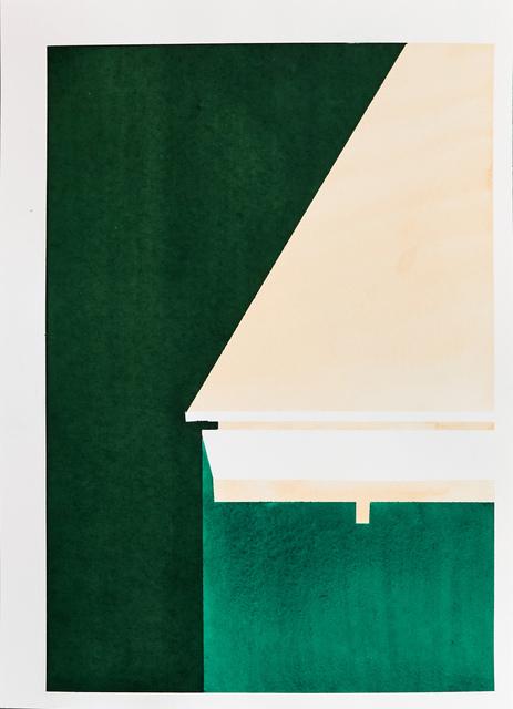 , 'Temple V,' 2017, Galerie Laurence Bernard