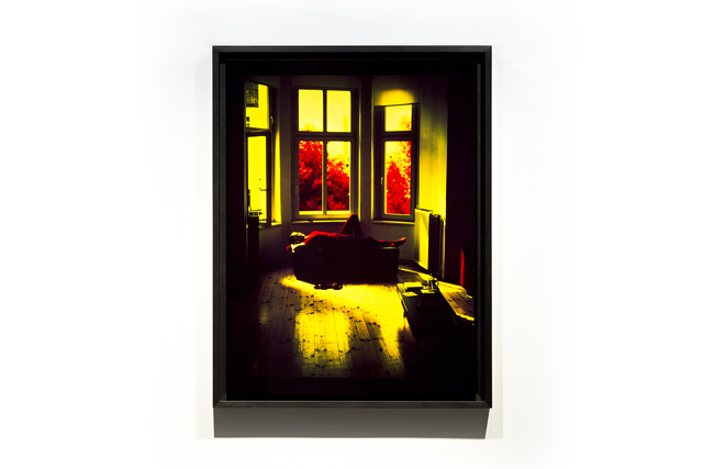 , 'Laura Poitras (Berlin),' 2015, Nome