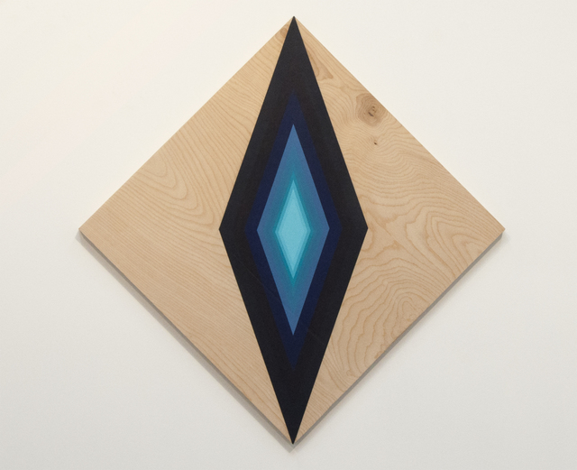 , 'Blue Diamond,' 2017-2018, Wilding Cran Gallery