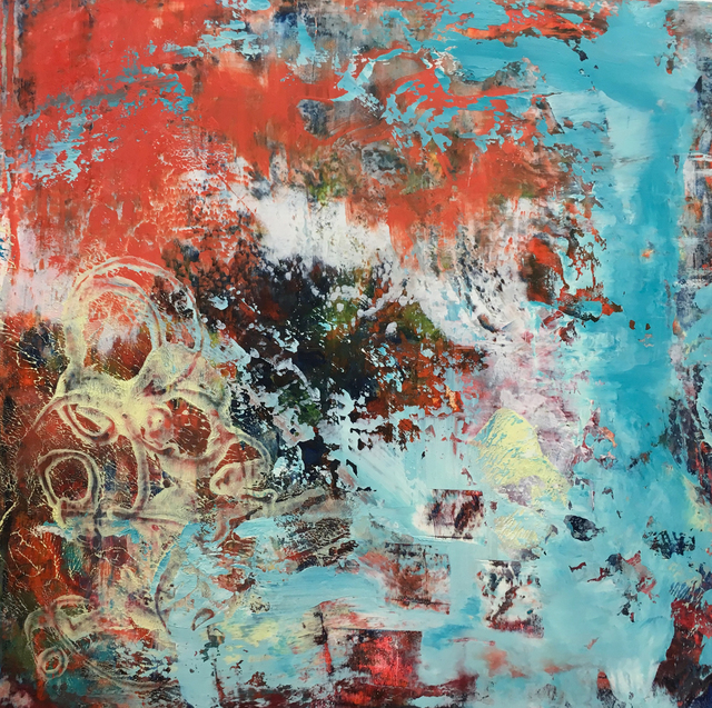 Rose Leitner, 'Undertow', 2018, Galatea Fine Art