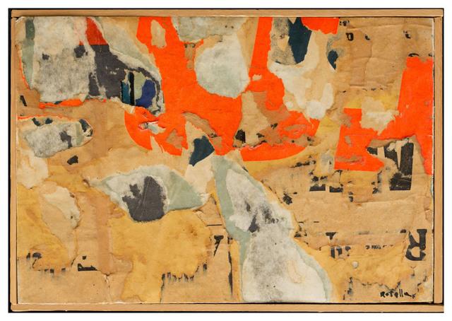 , 'Untitled,' 1956, Erica Ravenna Fiorentini Arte Contemporanea