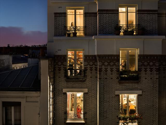 , 'Rue de Belleville, Paris, 20E, Le 1 Novembre,' 2012, Jackson Fine Art