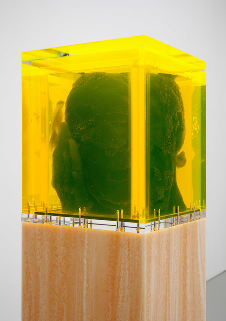 , 'Mater'ialy k b iography,' 2015, Galerie Fons Welters