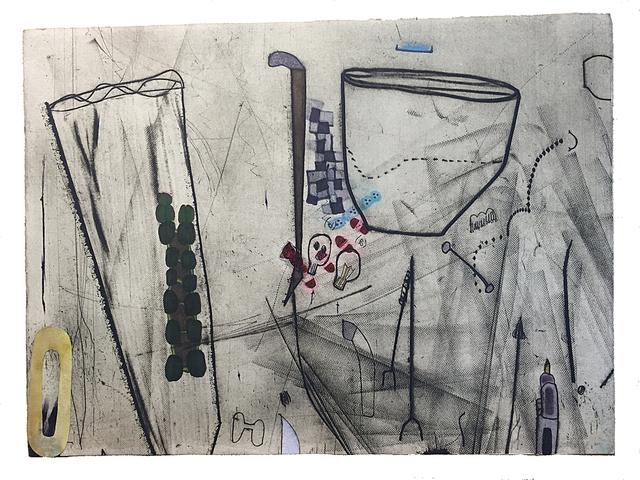 , 'Bowl slow,' 2015, Gallery Espace