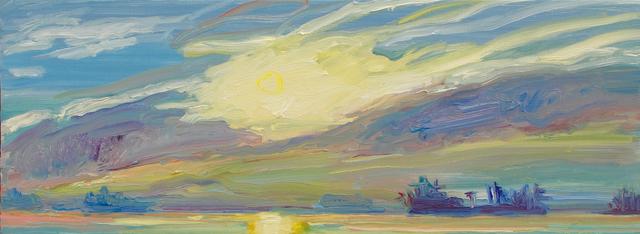 , 'Salmon Island Fog,' 2017, Studio 21 Fine Art