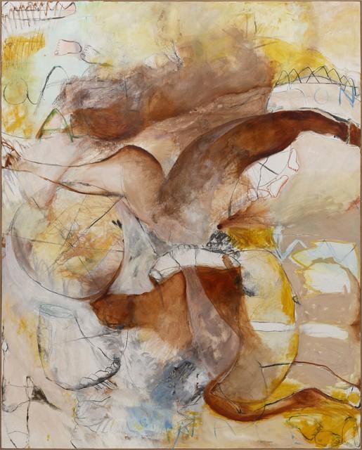 , 'Topsy Turvy,' 2017, REDSEA Gallery
