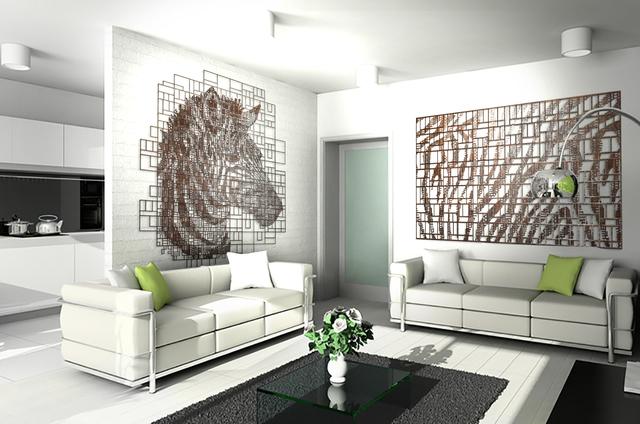 , 'Zebra,' 2017, GACI / Prak-Sis Contemporary