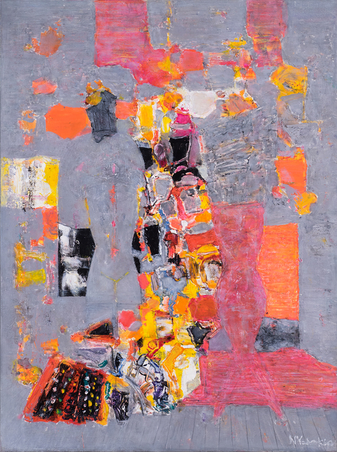 , 'In the Studio,' 2016, ArtWizard