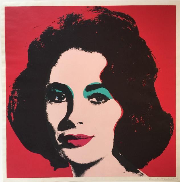 , 'Liz,' 1964, OSME Gallery