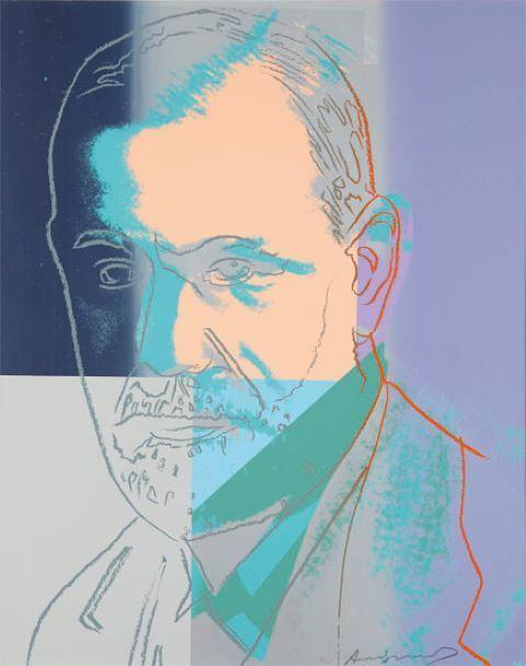Andy Warhol, 'Sigmund Freud', 1980, Chelsea Art Group