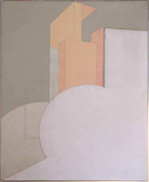 , 'Archiforme – Pink Tention,' 1969, Galerie Hubert Winter