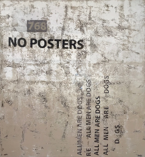 , '768 (No Posters),' 2016, ARTLabAfrica