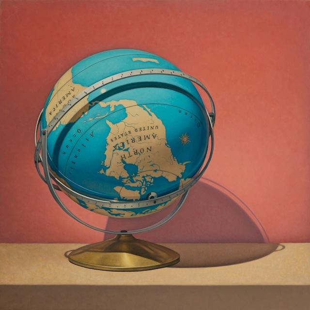 , 'Globe,' 2018, George Billis Gallery