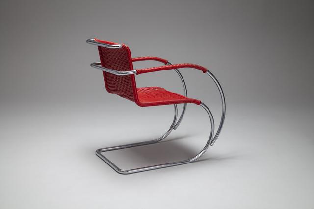 Ludwig Mies van der Rohe, 'MR20 Armchair', ca. 1927, Jacksons
