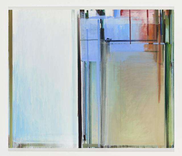 , 'Untitled (Split Format 2),' 2016, Cecilia de Torres Ltd.