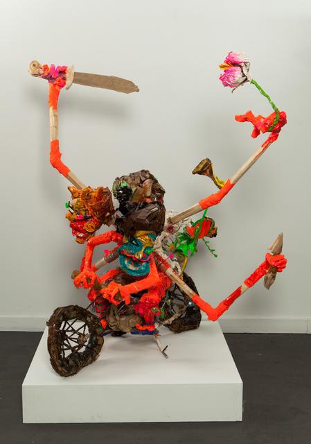 , 'Ashura,' 2014, Deborah Colton Gallery