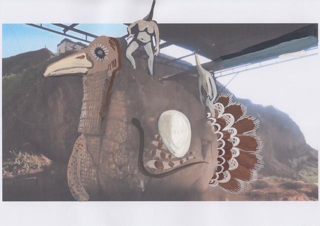 Ramin Haerizadeh, 'Big Rock Candy Mountain', 2015, Gallery Isabelle van den Eynde