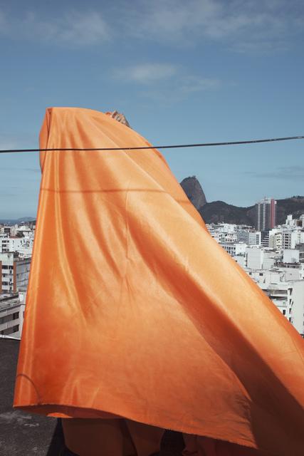 , 'Favela Ghost Or Pão De Açúcar, from the series »Land of Black Milk«, Rio de Janeiro,' 2016, Ostlicht. Gallery for Photography