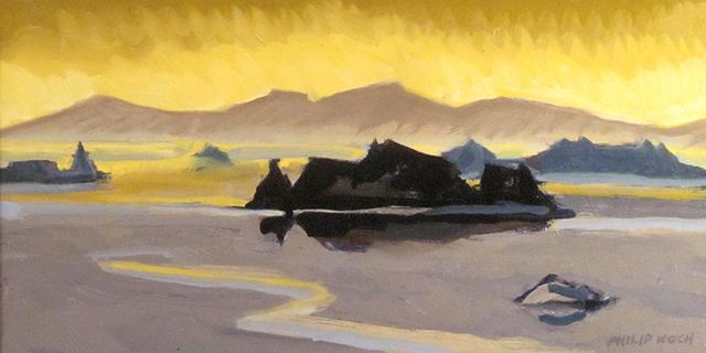 Philip Koch, 'Isle Au Haute Morning I', 2016, Somerville Manning Gallery