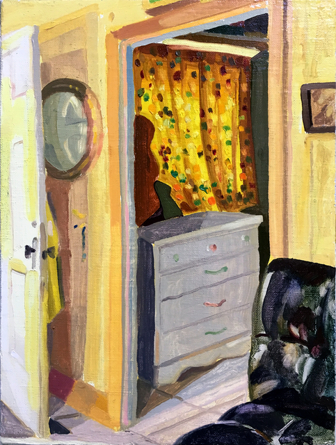 Keiran Brennan Hinton, 'Bedroom Door', 2018, 1969 Gallery