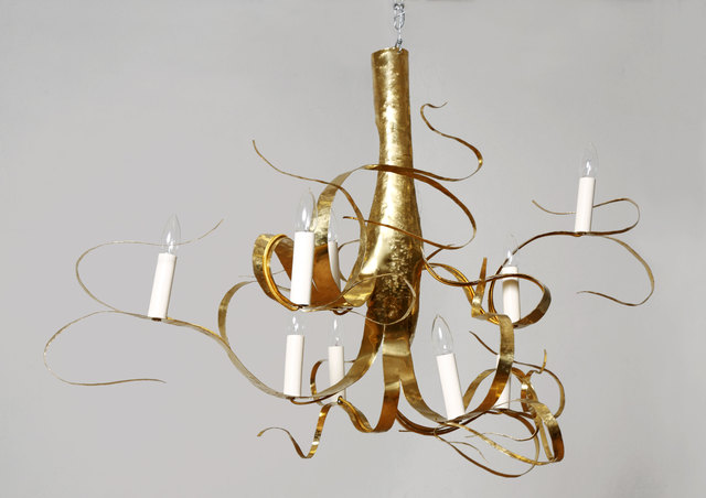 , 'Fiori Brass Chandelier,' 2013, Valerie Goodman Gallery