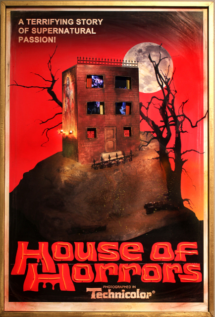 , 'House of Horrors,' 2013, Pan American Art Projects