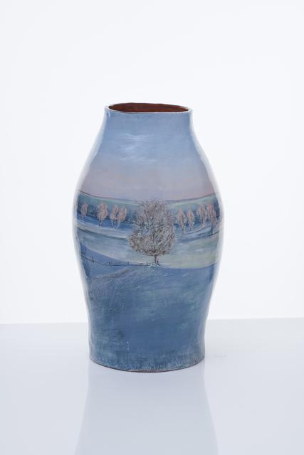 Claudia Clare (b.1962), 'Wootton: Frosty Dawn', 2018, Zuleika Gallery