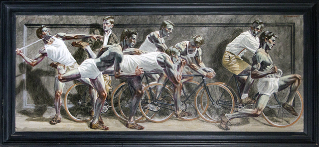 , '[Bruce Sargeant (1898-1938)] Many Athletes,' , ClampArt