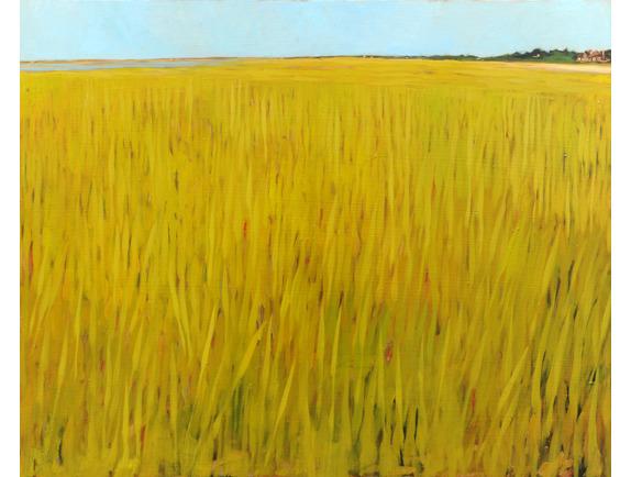 Sharon McGauley, 'House on the Dunes', 2017, Addison Art Gallery