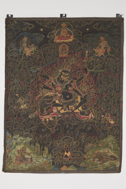 , 'Glorious Goddess, Shri Devi, Palden Lhamo,' 19th century, Rubin Museum of Art