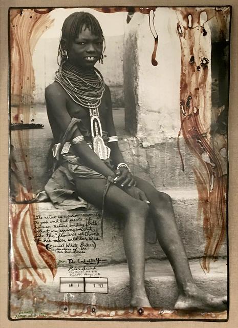 , 'Untitled (Turkana Girl), Lodwar, Kenya,' , Michael Hoppen Gallery
