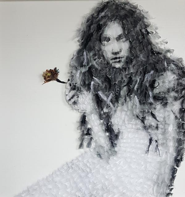 , 'Fleur Sauvage,' 2018, Quantum Contemporary Art