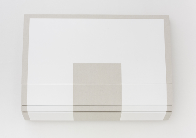 Robert William Moreland, 'Untitled White Curve ', 2016, Wilding Cran Gallery
