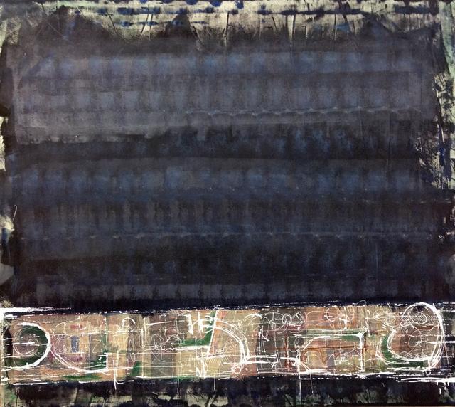 Marcello Pozzi, 'RIGONI DEEP   Abstract Painting LA ', 2010, Cabiria Art Gallery