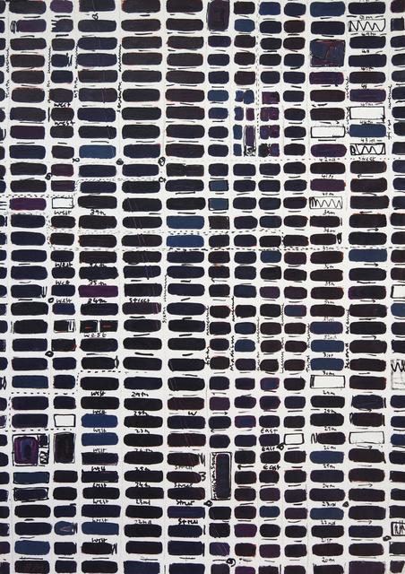 , 'Midtown Elderberry,' 2016, Rebecca Hossack Art Gallery
